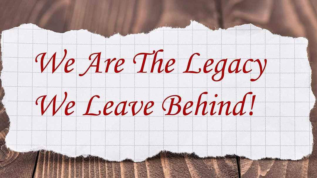 Legacies Ethical Wills and the Farewell Email Megan Yip