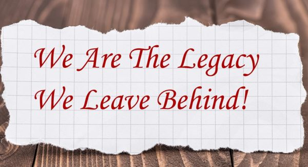 Legacies, Ethical Wills and the Farewell Email