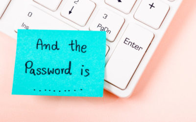 A List Of Passwords is NOT a Digital Asset Estate Plan