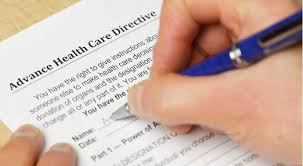 California Advanced Health Care Directive